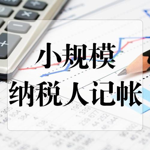 小规模购买税控盘的会计分录